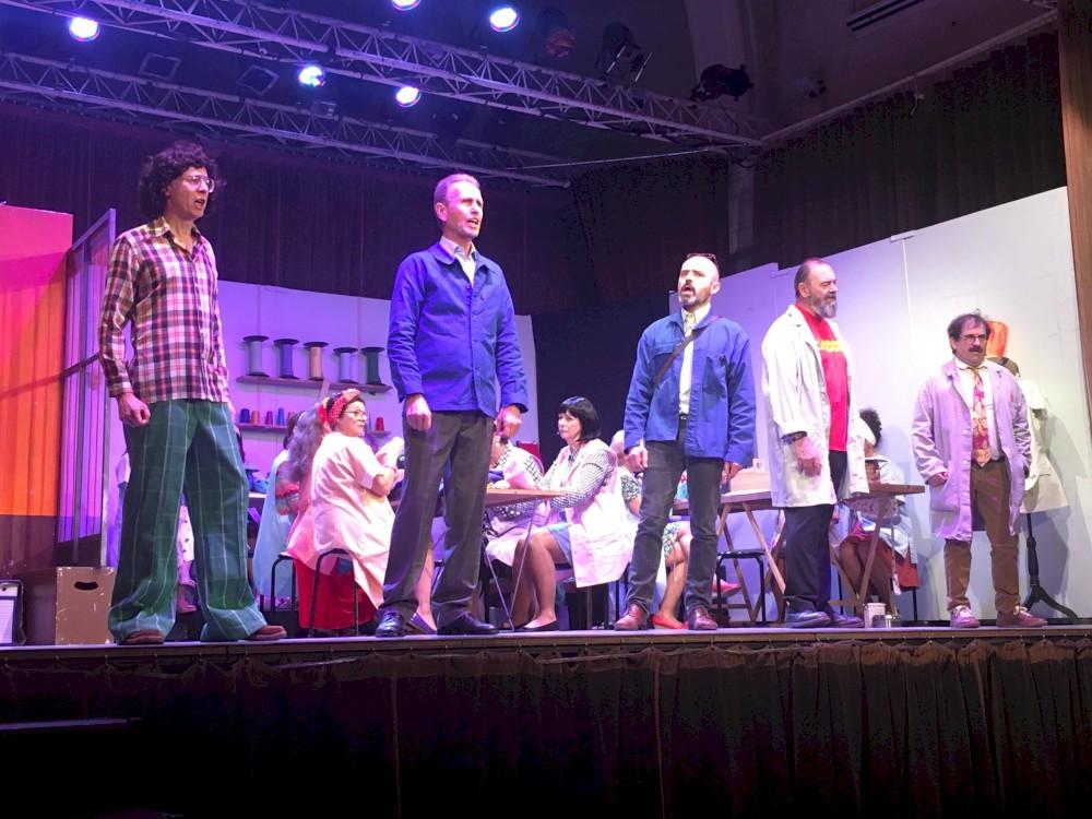 Pièce de Théâtre à Bedoin