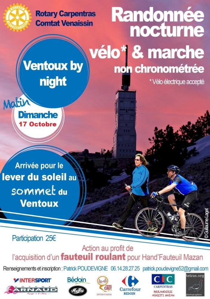 Ventoux by Night